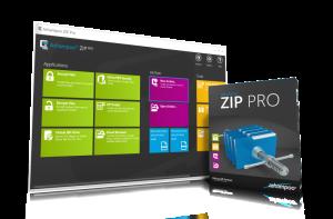 Get it free Ashampoo ZIP Pro