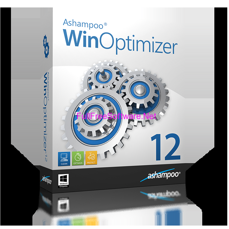 Download full Ashampoo WinOptimizer 12.00