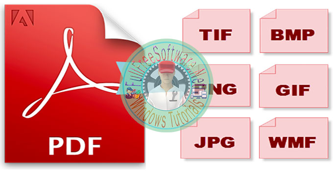 How to converter multi file PDF to image (png, jpg)