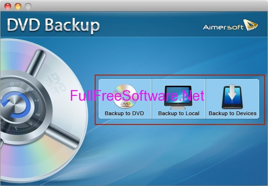 Aimersoft DVD Backup for Mac Giveaway