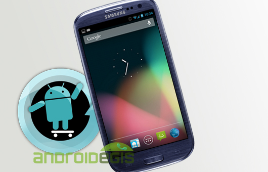 Install Cyanogenmod 10 (CM 10) Android 4.1 Jelly Bean