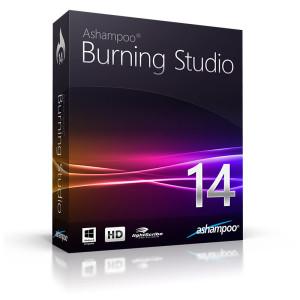 Ashampoo Burning Studio 14 full Download