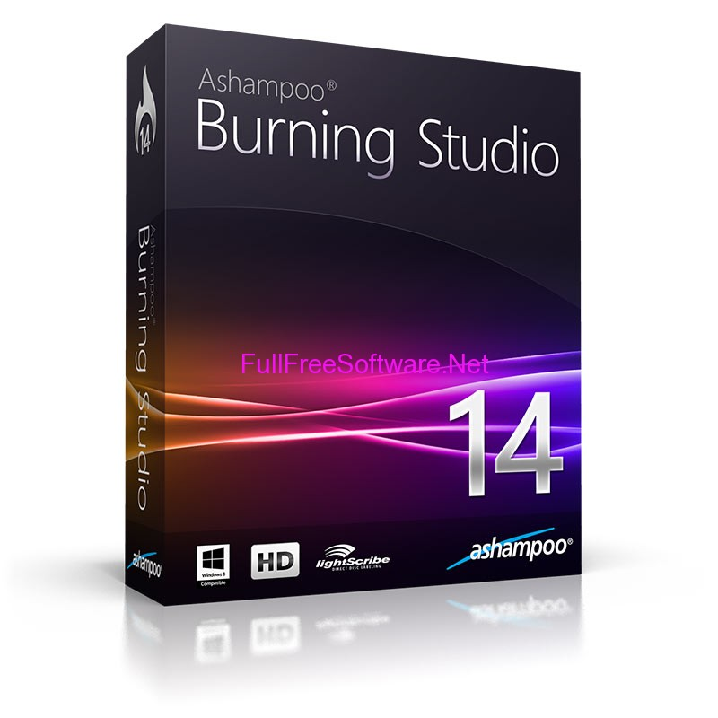 Ashampoo Burning Studio 14 full Download