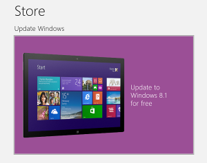 Download and Upgrade to Windows 8.1 for Free