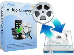 WinX MOV Video Converter for Mac Free Download