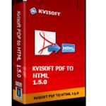 Kvisoft PDF To HTML
